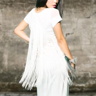 dress whitr dress pretty swag style fashion streetstyle summer dress elegant dress