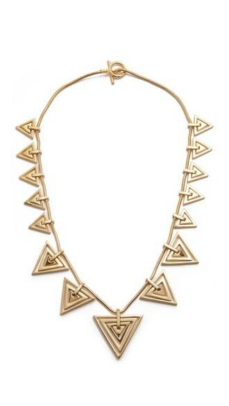 metal statement necklace statement necklace gold jewels