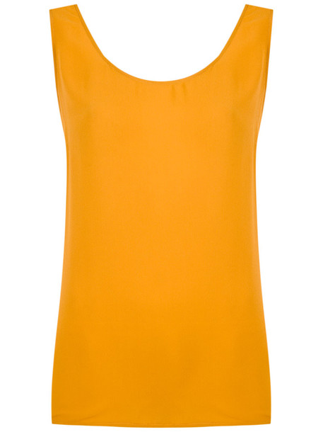 EGREY blouse sleeveless women silk top