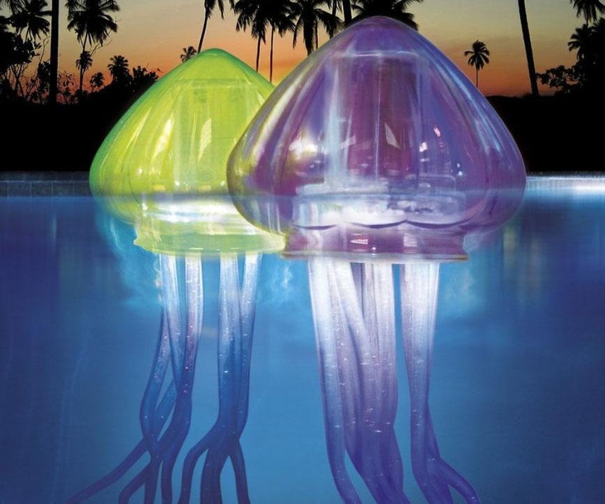 Jellyfish Pool Lights