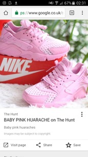 5059d9974a3 Baby Pink Nike Shoes - Shop for Baby Pink Nike Shoes on Wheretoget