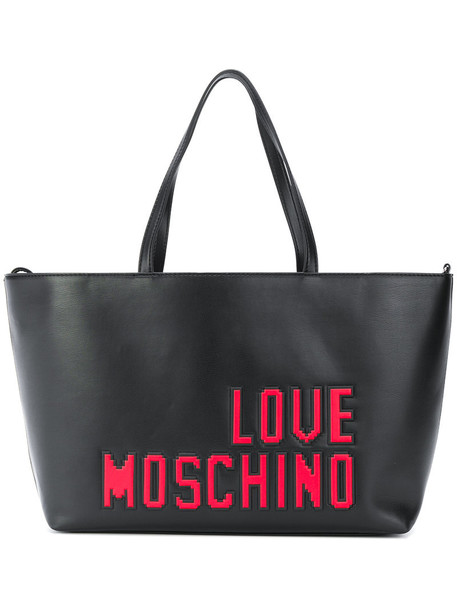 LOVE MOSCHINO women black bag