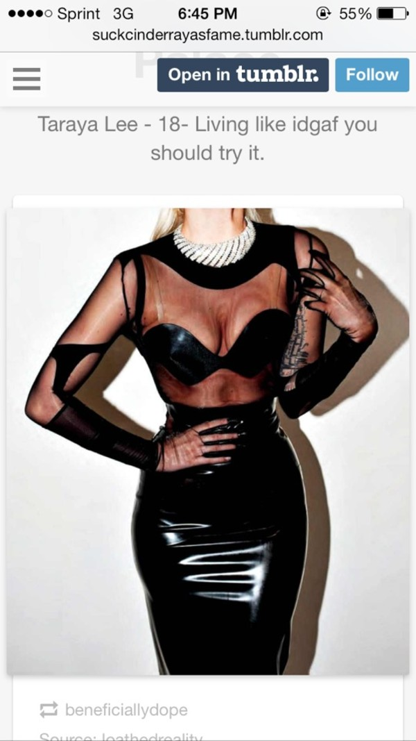Dress: see through, mesh, long sleeve dress, tight black dress ...