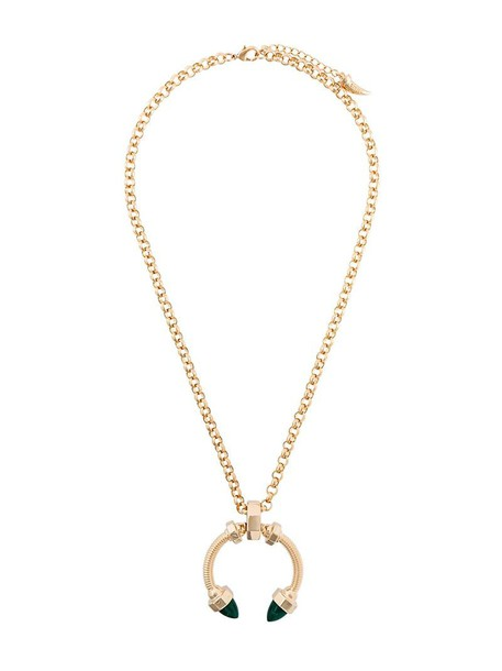 ESHVI chain necklace metallic women necklace jewels