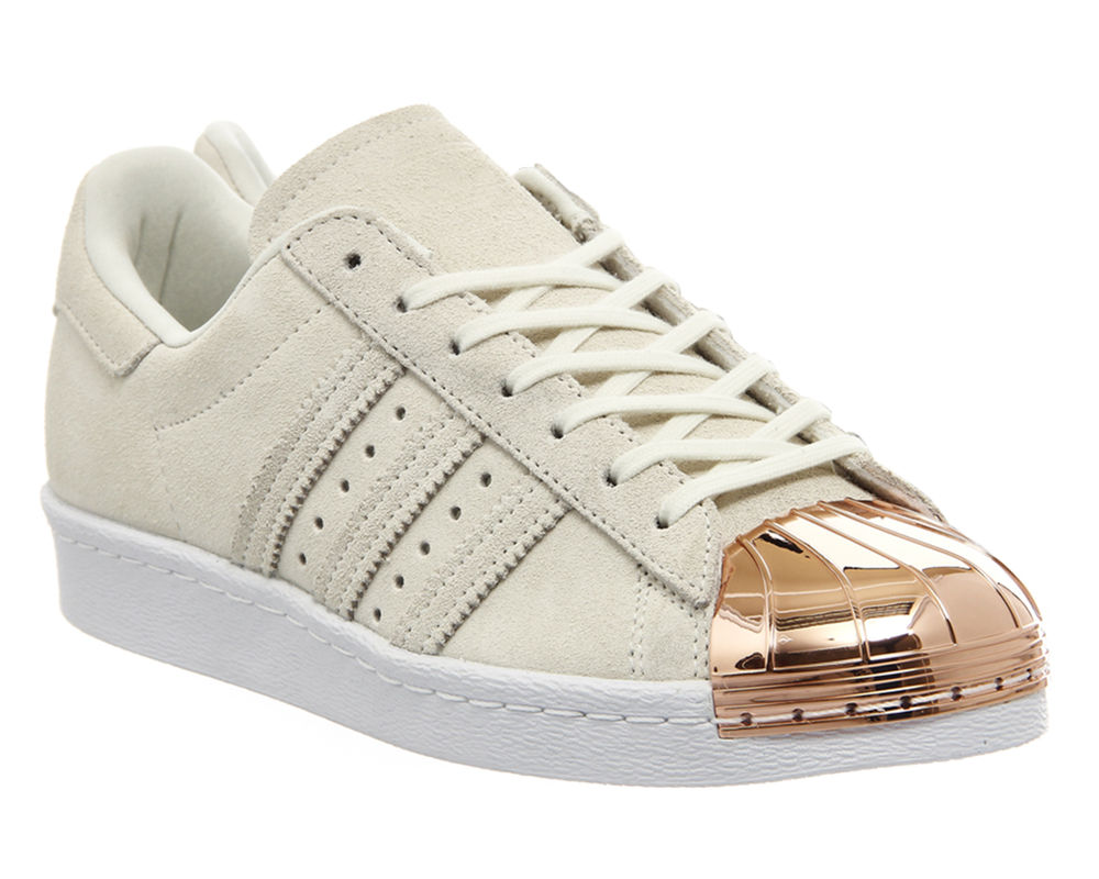 Adidas Superstar 80's Metal Toe W OFF WHITE