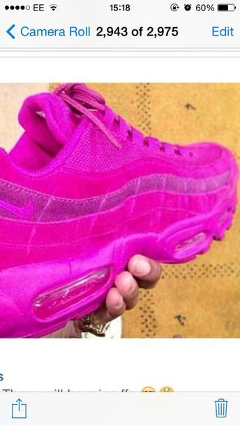 shoes, pink, nike, nike 110, bright