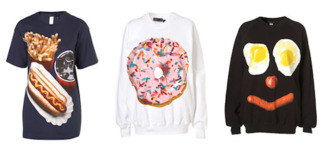 sweater food clothing food egg food sweater eggs donut sprinkles breakfast