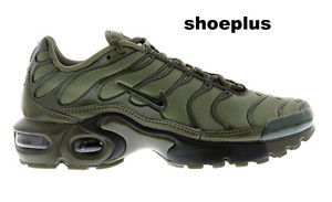 """official photos 0d15a 52bc2 Nike Air Max Plus Tuned 1 Tn """"Olive Green"""" Unisex Trainer Limited Edition"""