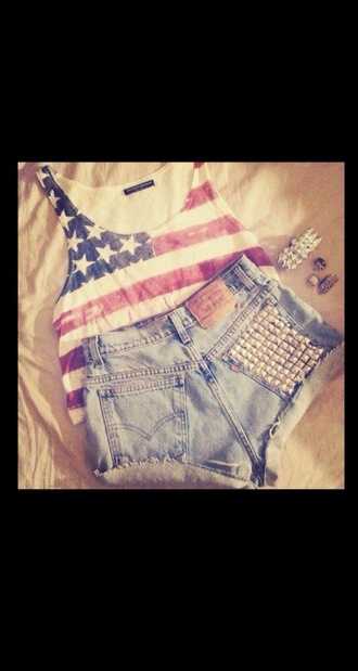 shorts america