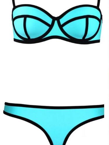 Aliexpress.com : Buy Free Shipping New 2014 Sexy Bikini Hot Sale Swimwear Bikinis Set Swimsuit Beach Bikini Sexy beachwear Lingerie Bra   T back Sets from Reliable bra top lingerie suppliers on Dora Sweet Shop