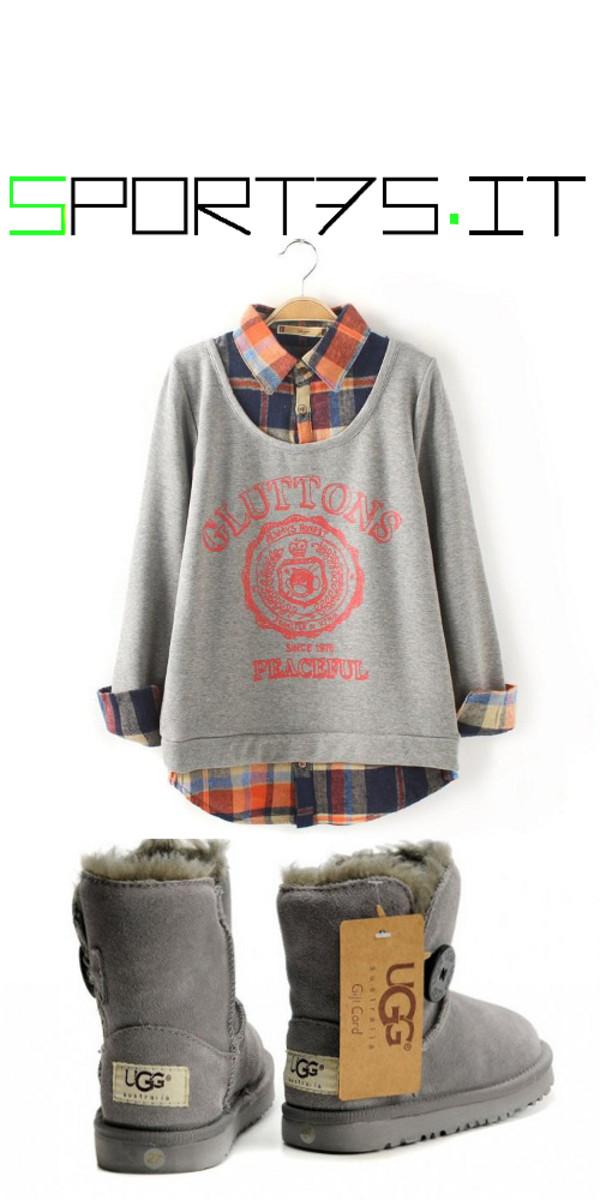 t-shirt ugg boots cool shirts