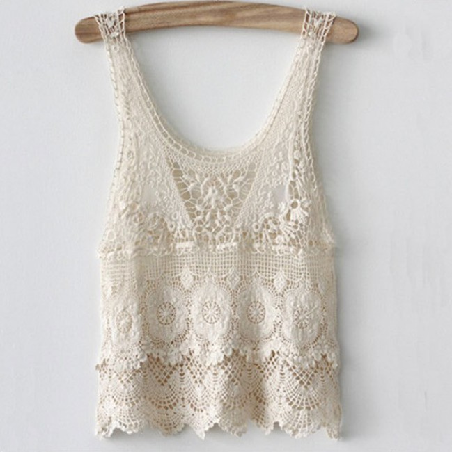 Women's embroidery tank top · fe clothing · online store powered by storenvy