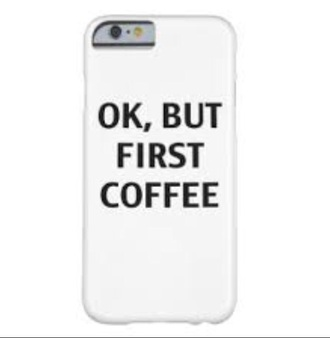 phone cover coffee iphone 6 case