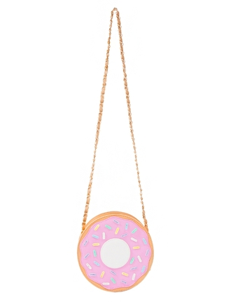bag donut bag pixiemarket donut statement bag korean fashion korean style statement piece crossbody bag