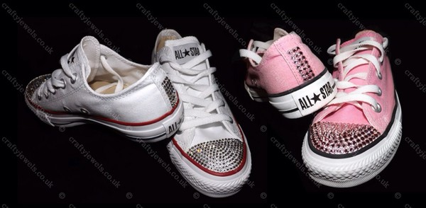 shoes converse glitzer glitter pailletten