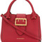 Burberry - buckled tote - women - leather - one size, red, leather