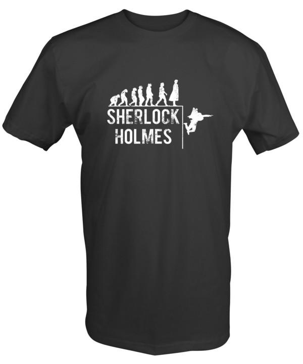 t-shirt t-shirt sherlock