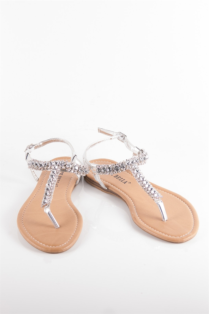 Silver from zsandals at lucky 21 lucky 21