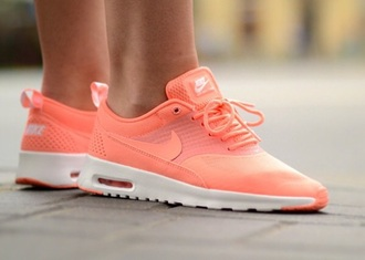 shoes nike shoes nike pink love