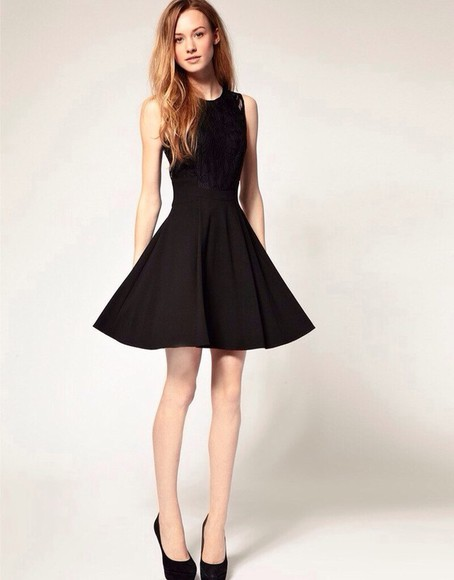 dress little black dress mini dress black mini dress good dress