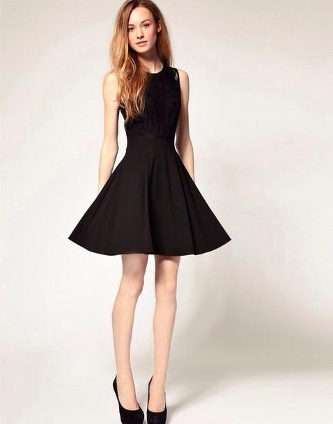 Dress Black Dress Mini Dress Black Mini Dress Good Dress Little