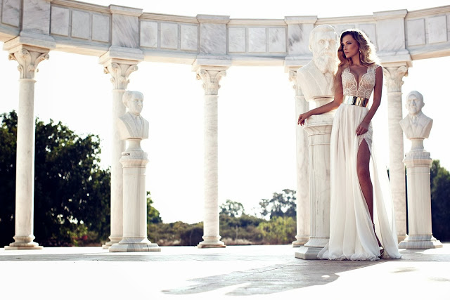 Provocative Woman: Julie Vino Bridal Collection Winter 2014