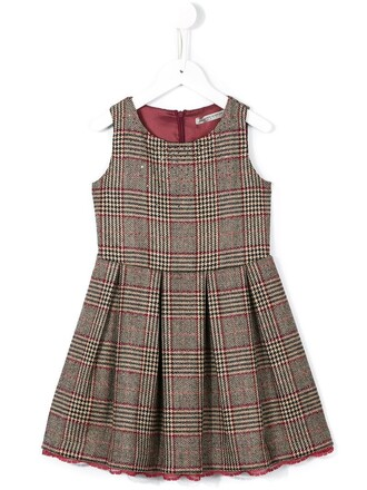 dress pleated dress girl pleated