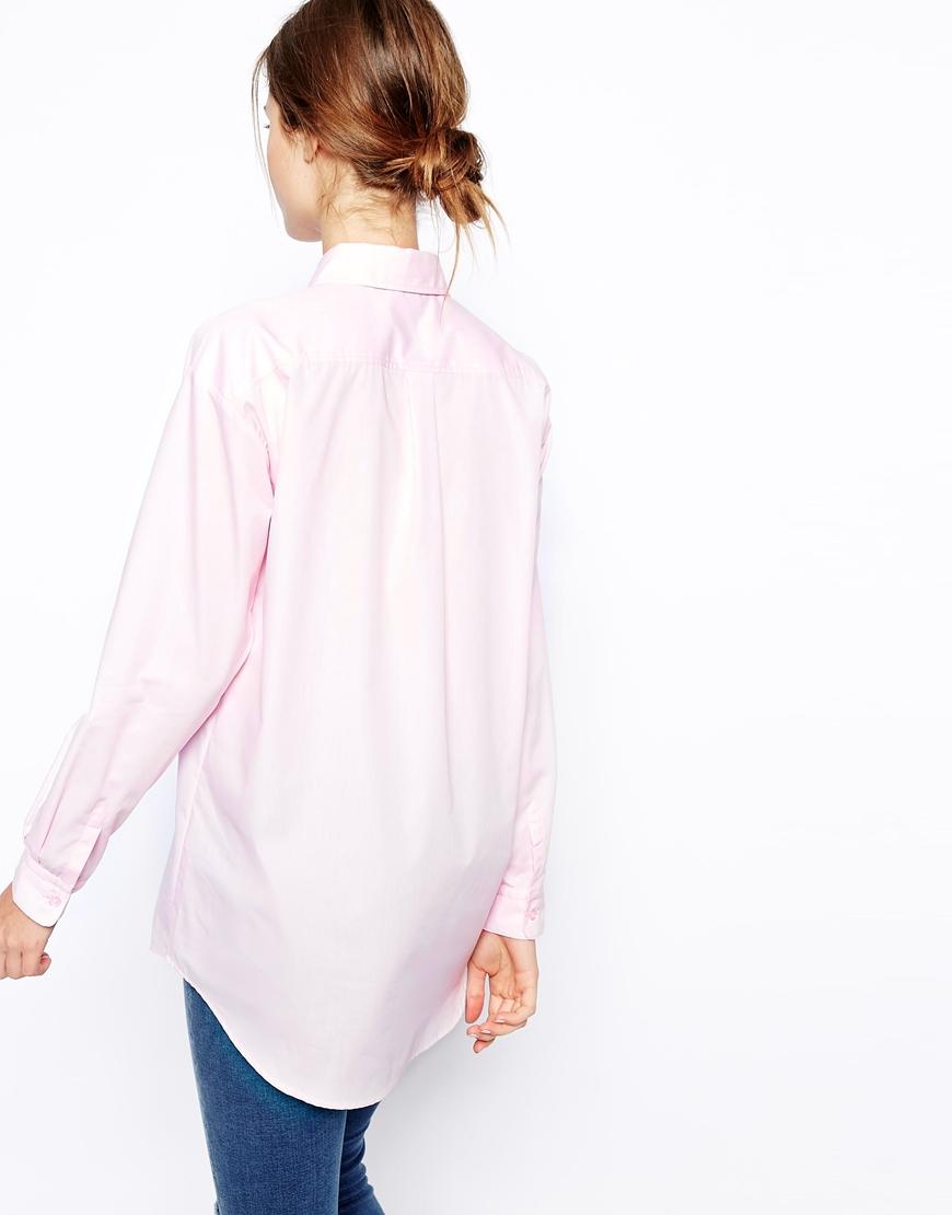 ASOS Boyfriend Shirt at asos.com