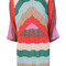 Missoni - bath sleeves dress - women - polyester/cupro/viscose - 42, polyester/cupro/viscose