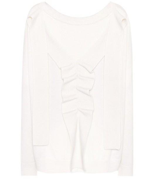 Dorothee Schumacher sweater white