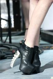 high heels,bones,skeleton,dsquared,black shoes,white shoes,shoes