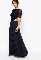 dress,spitze,cut-out,gown,black,beautiful,elegant