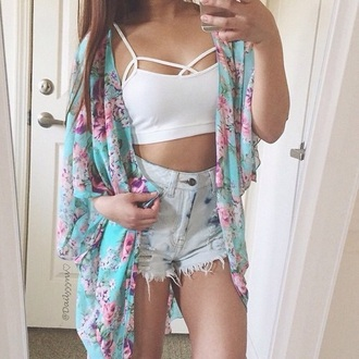 top white white top crop tops white crop tops cardigan