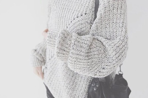 Sweater: knitwear, oversized sweater, winter sweater, winter ...