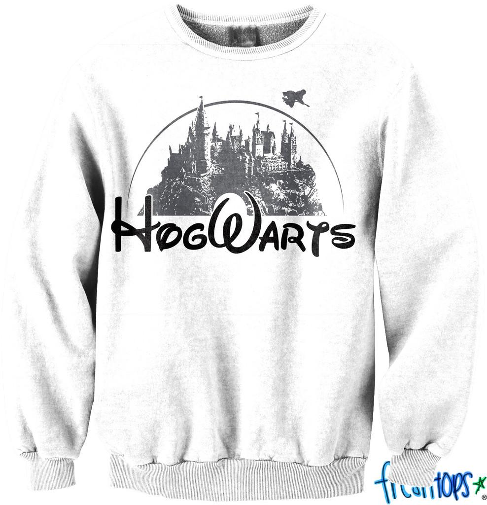 Hogwarts crewneck