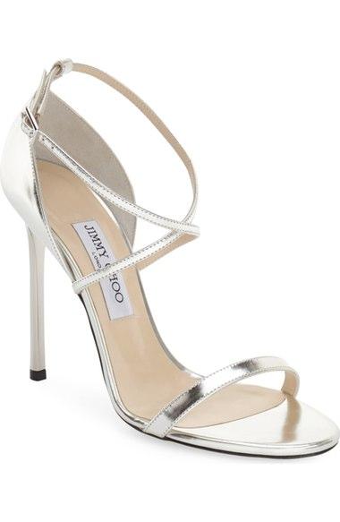 Jimmy Choo 'Hesper' Ankle Strap Sandal (Women) | Nordstrom