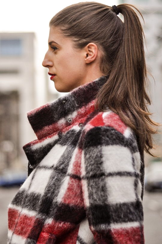 Tartancity | Thankfifi - UK fashion blog by Wendy H Gilmour.