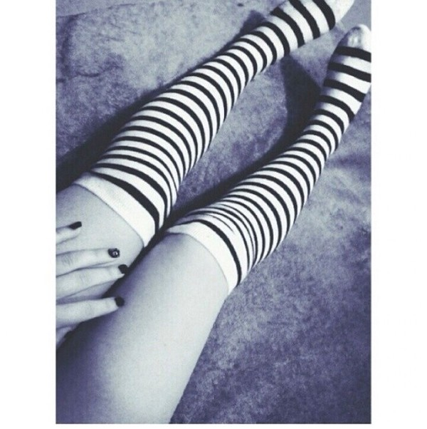 socks stripes
