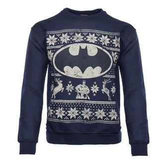 sweater blue batman blue sweater
