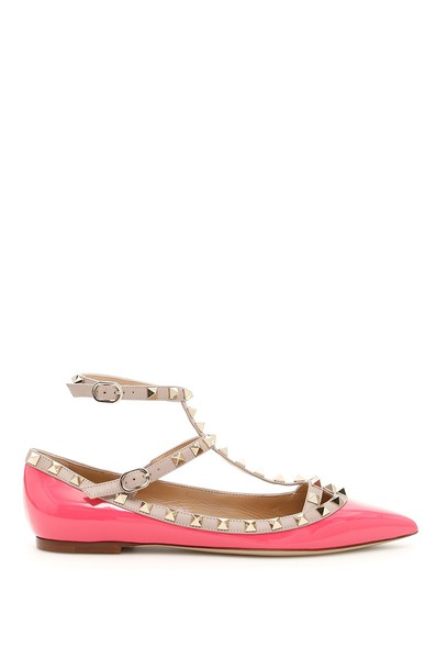 Valentino pink shoes