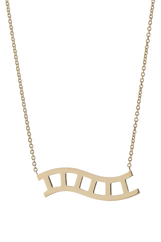 necklace gold necklace gold yellow jewels