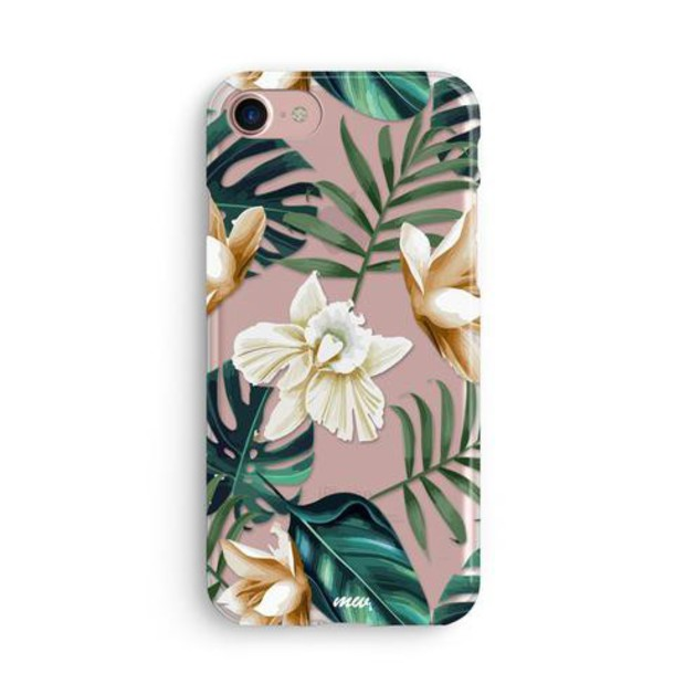 Milkyway Cases CLEAR TPU CASE COVER - GREENHOUSE