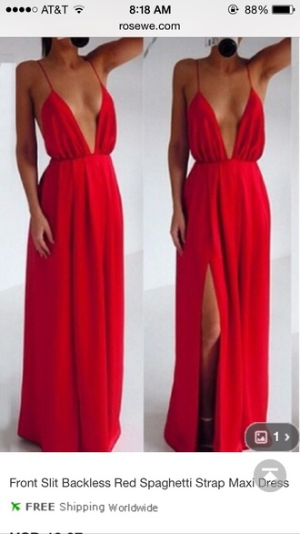 dress red black white prom causal