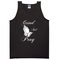 Grind and pray tank top - basic tees shop