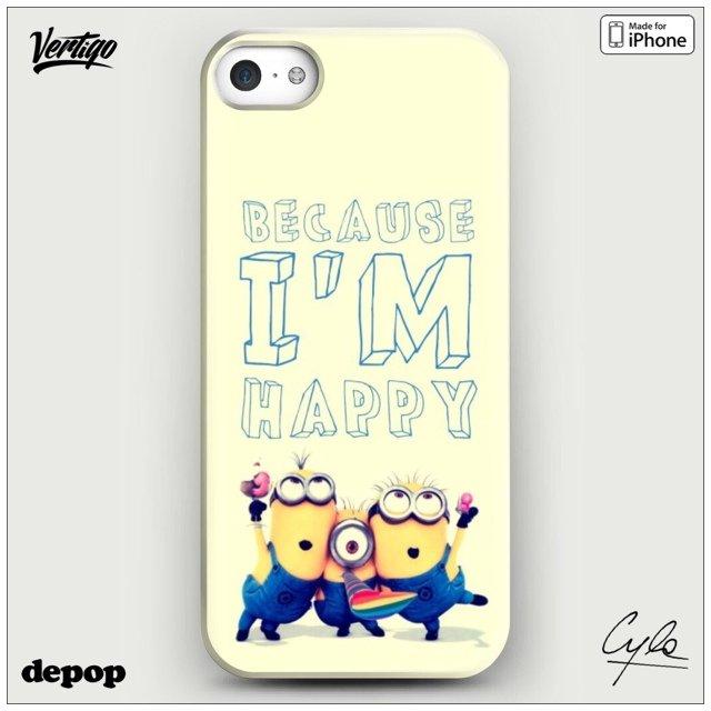 BECAUSE I'M HAPPY by Simone Morana ... | Vertigo Official Store | Depop