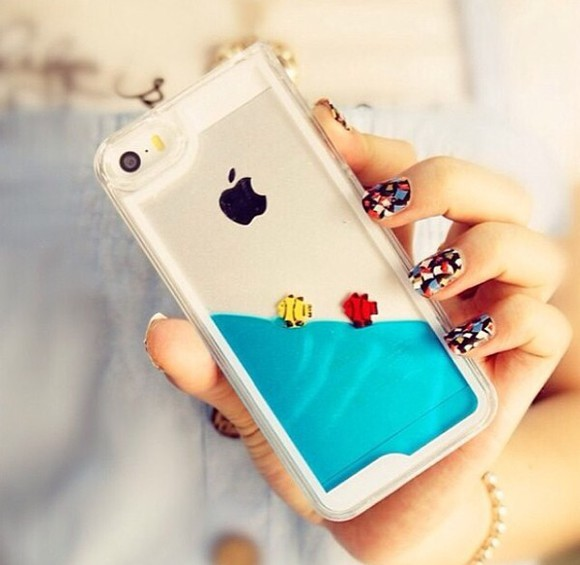 phone case fish water iphone case