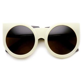 cat eye sunglasses cat eye sunglasses eyewear round sunglasses