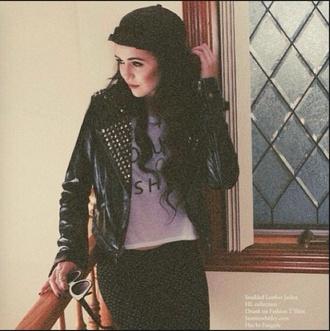 jacket perfecto perfecto leather jacket perfecto noir