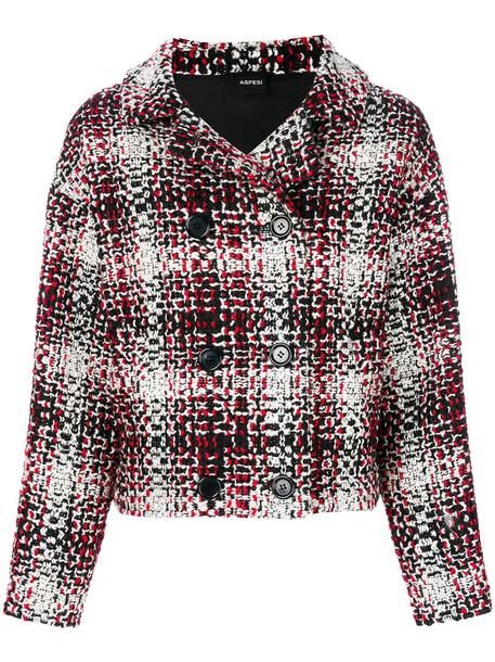 ASPESI jacket women wool