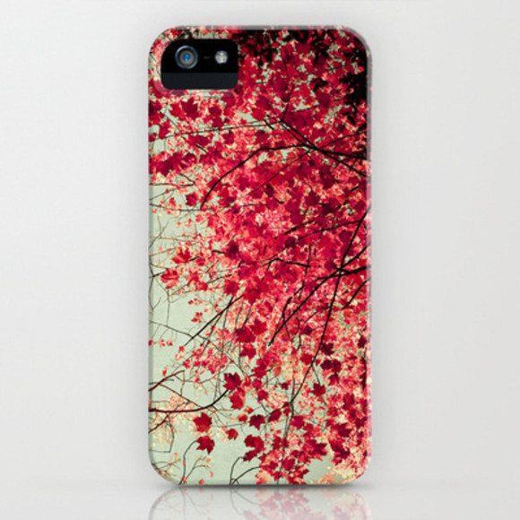 cherry jewels blossoms beautiful phone case